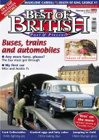 Best of British magazine subscription