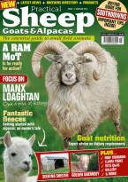 Practical Sheep Goats & Alpacas magazine subscription