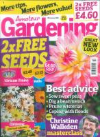 Amateur Gardening magazine subscription