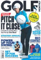 Golf Monthly magazine subscription