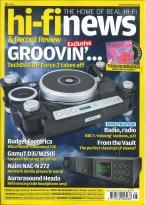 Hi-Fi News magazine subscription