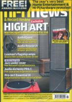 HiFi News magazine subscription