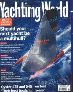 Yachting World magazine subscription