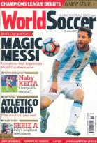 World Soccer magazine subscription