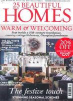 25 Beautiful Homes magazine subscription