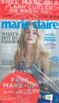 Marie Claire UK magazine subscription