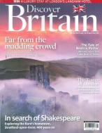 Discover Britain magazine subscription