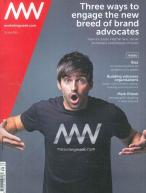 Marketing Week magazine subscription
