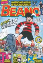 The Beano magazine subscription