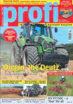 Profi Tractors magazine subscription