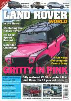 Land Rover World magazine subscription
