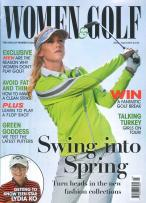 Women & Golf magazine subscription