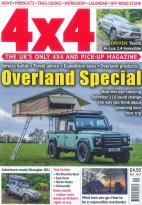 4x4 magazine subscription