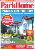 Park Home &amp; Holiday Caravan magazine subscription