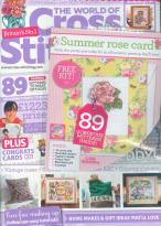 World of Cross Stitching magazine subscription
