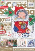 The World of Cross Stitching magazine subscription