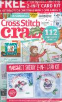 Cross Stitch Crazy magazine subscription