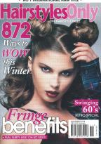 Hairstyles Only magazine subscription