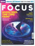 BBC Focus magazine subscription