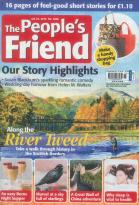 The People's Friend magazine subscription