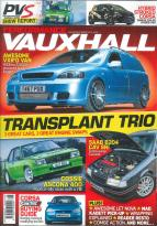 Total Vauxhall magazine subscription