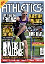 Athletics Weekly magazine subscription