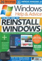 Windows 7 Help &amp; Advice magazine subscription