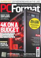 PC Format DVD magazine subscription