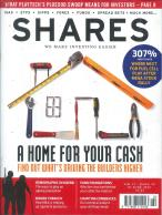 Shares magazine subscription