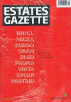 Estates Gazette magazine subscription