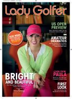 Lady Golfer magazine subscription