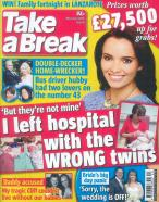 Take a Break magazine subscription