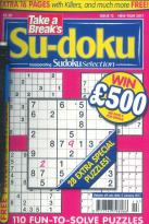 Take a Break Sudoku magazine subscription