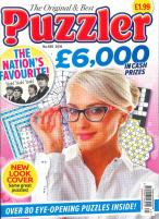 Puzzler magazine subscription