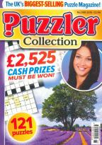 Puzzler Collection magazine subscription