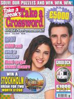 Take a Crossword magazine subscription