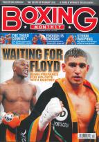 Boxing Monthly magazine subscription
