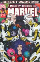 Mighty World of Marvel magazine subscription