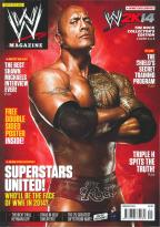 WWE magazine subscription