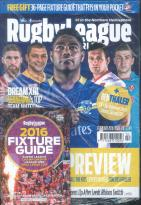 Rugby League World magazine subscription
