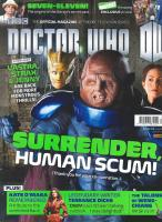 Doctor Who magazine subscription