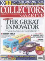 Collector's Gazette magazine subscription