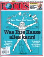 Focus - German magazine subscription