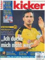 Kicker Montag magazine subscription
