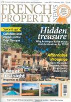 French Property News magazine subscription