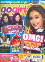 Go Girl magazine subscription