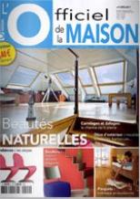 L'OFFICIEL DE LA MAISON magazine subscription