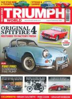 Triumph World magazine subscription