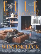Elle Decoration German magazine subscription