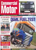 Commercial Motor magazine subscription